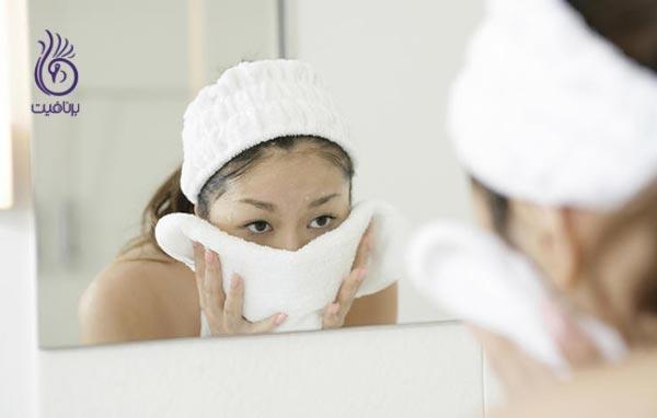 درمان خانگی برای مشکلات پوستی - برنافیت