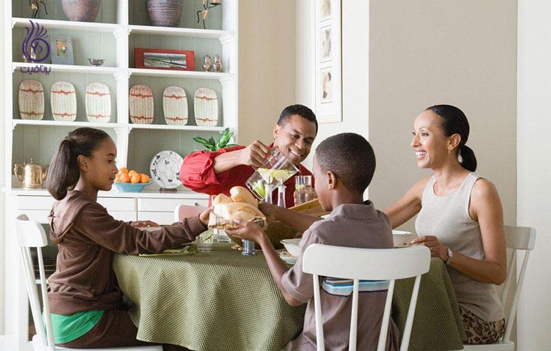 2 تغییر کوچک غذاخوردن که به کاهش وزن کمک می کند - برنافیت