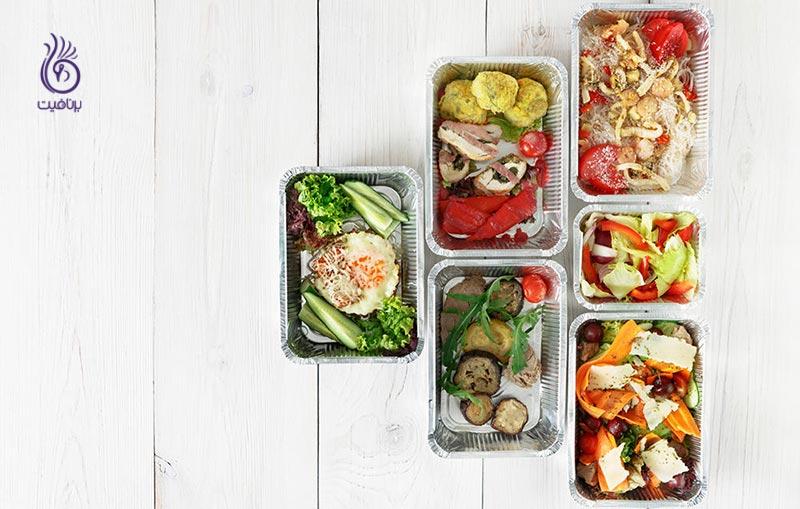 مصرف شش وعده غذا در روز چه فوایدی دارد؟ - رژیم - برنافیت