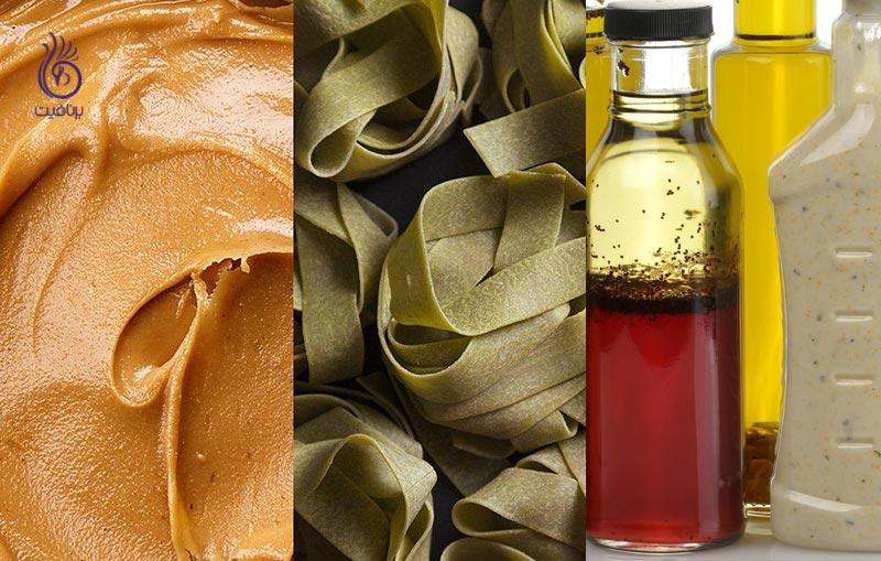 با غذاهای به ظاهر سالم آشنا شوید - برنافیت