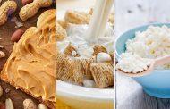 غذاهای سالمی که سرشار از نمک هستند