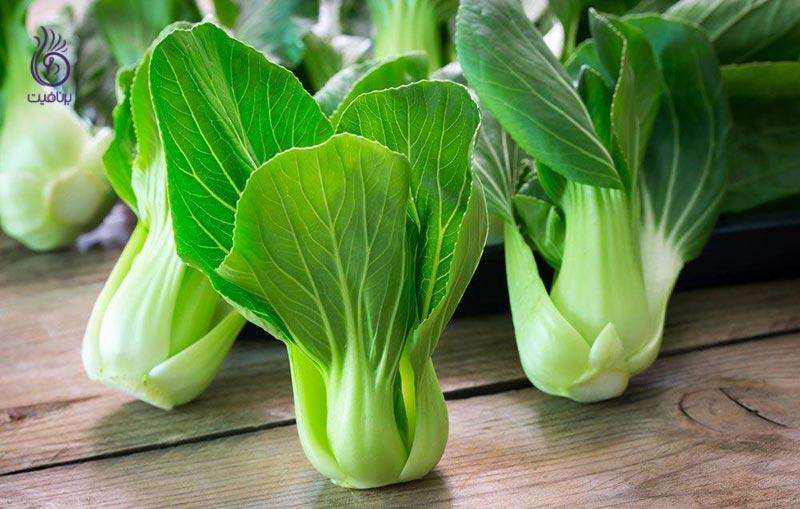 غذاهای گیاهی که میزان آهن آنها بیشتر از گوشت است - کلم