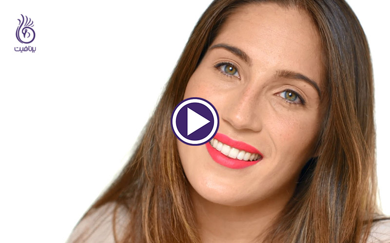 ترفندی جالب برای روشن کردن رنگ لب - زیبایی - برنافیت