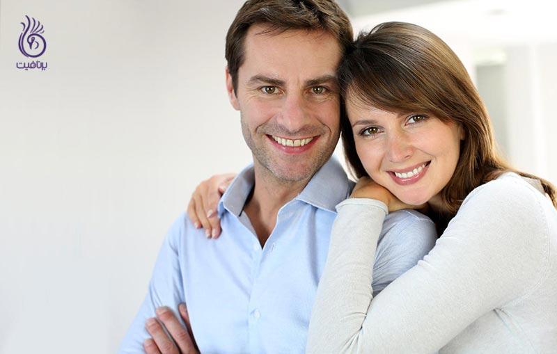 افزایش میل جنسی - زندگی مشترک - برنافیت