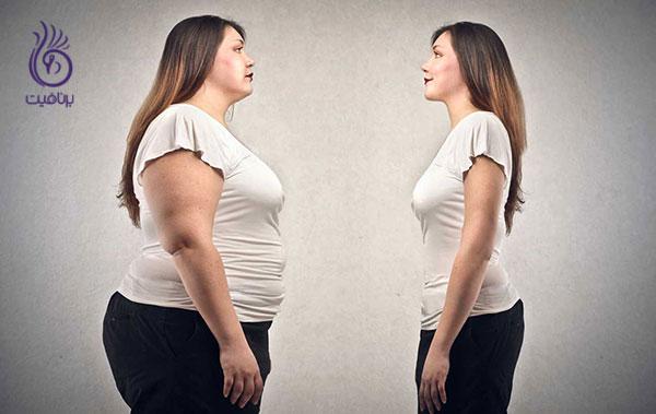 قدم هایی قبل از شروع رژیم کاهش وزن - برنافیت