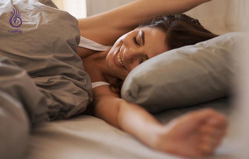 لذت بردن از یک خواب آرام - برنافیت