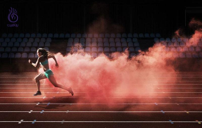 استقامت روانی را پرورش دهیم - دویدن - برنافیت