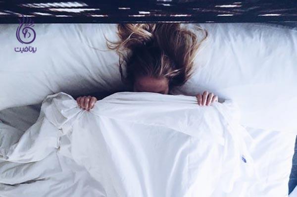 افراد حساس چه خصوصیاتی دارند؟ - خواب - برنافیت