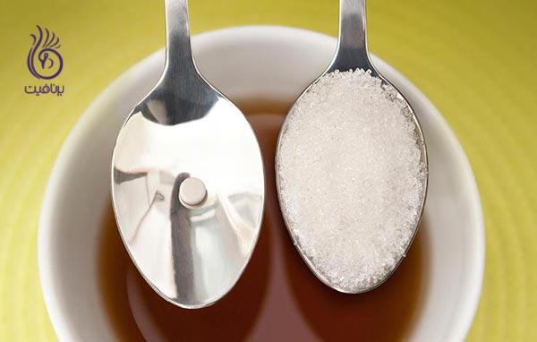 5 شیرین کننده ی طبیعی - دیابت - برنافیت