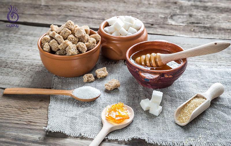 5 شیرین کننده ی طبیعی - تغذیه - برنافیت