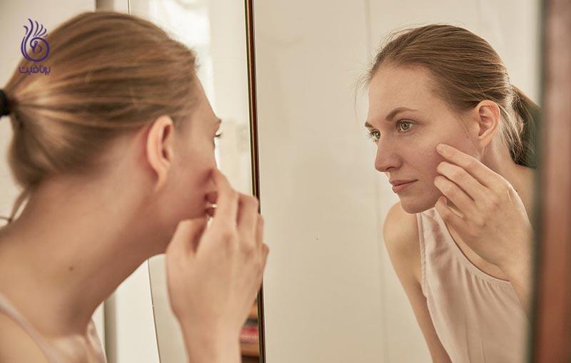 درمان خانگی برای مشکلات پوستی - زیبایی - برنافیت