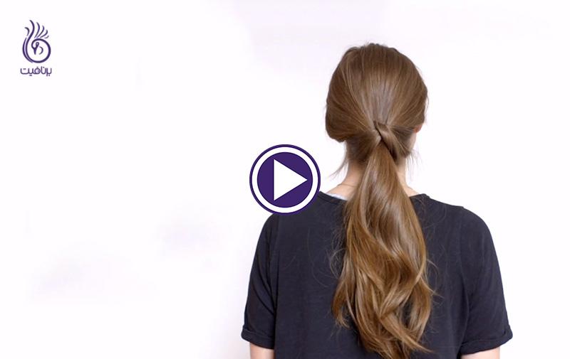 مدل مو دم اسبی جدید - برنافیت