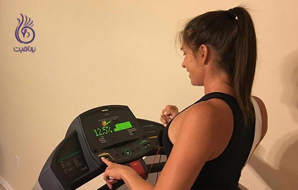 با 30 دقیقه پیاده روی بیشتر از یوگا کالری بسوزانیم - برنافیت
