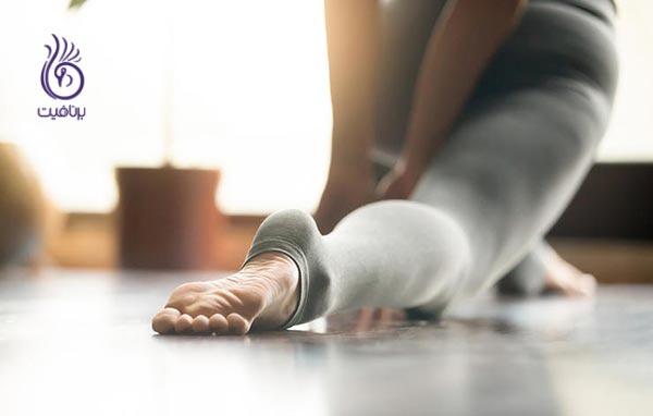 تاثیر حرکات لانگز بر روی بدن - برنافیت