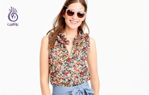لباس های تابستانی زیبا که از عرق کردن شما جلوگیری می کنند - مدل لباس - برنافیت