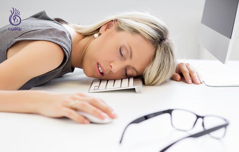 علائم حمله خواب یا نارکولپسی - زندگی سالم - برنافیت