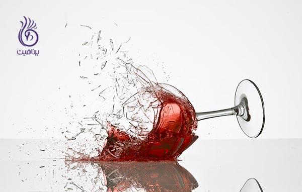 در معرض فروپاشی عصبی هستید - الکل - برنافیت