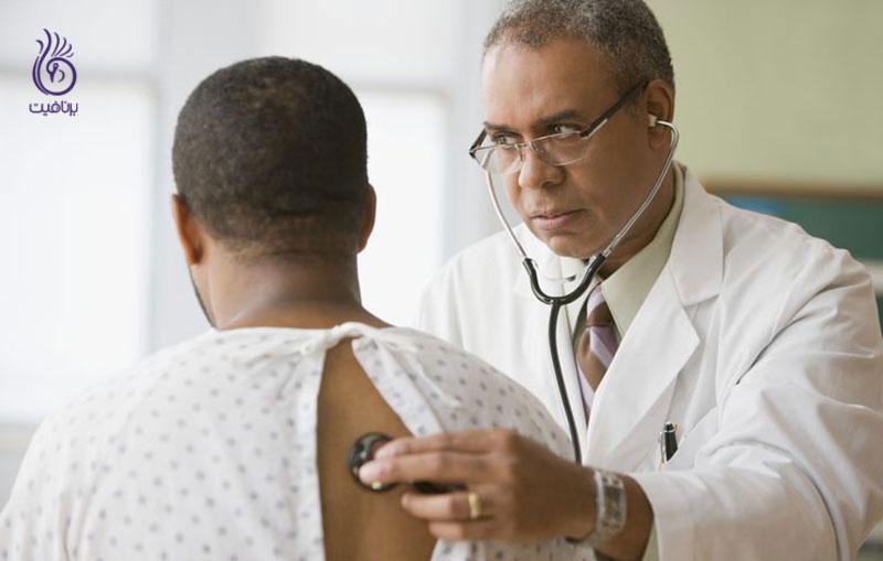 فیبروز کیستیک - زندگی سالم - برنافیت