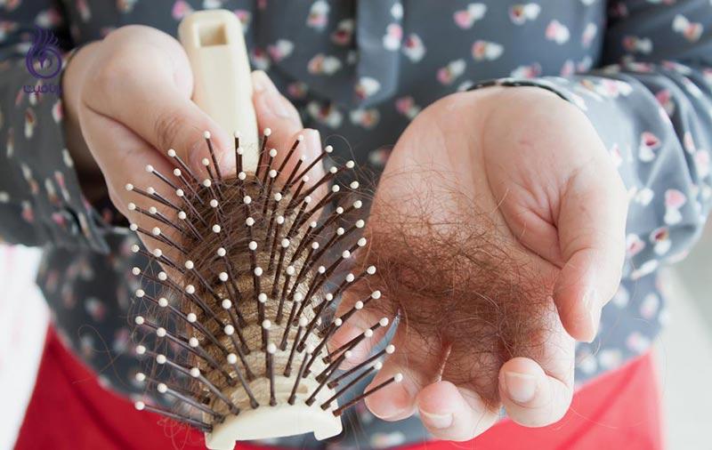 غذاهایی که ریزش مو را کاهش می دهند - برنافیت