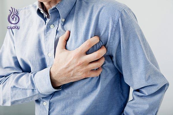 چین و چروک ها در مورد سلامت شما چه می گویند؟ - قلب - برنافیت