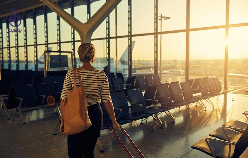 دیابتی هایی که قصد سفر دارند - فرودگاه - برنافیت