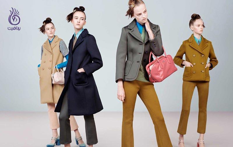 در انتخاب لباس از کدام ترکیب رنگ استفاده کنیم؟ - برنافیت
