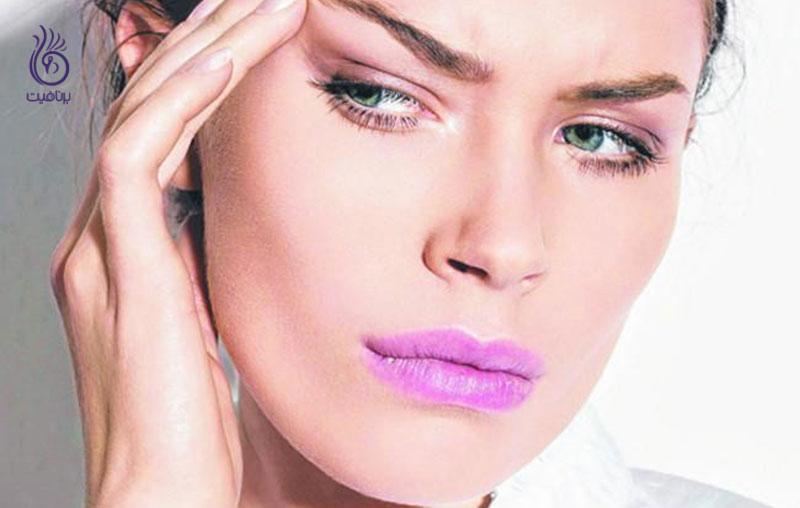 چگونه استرس زیبایی شما را تحت تاثیر قرار می دهد؟ - برنافیت