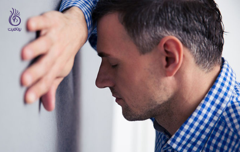 نکاتی برای کنترل استرس - برنافیت