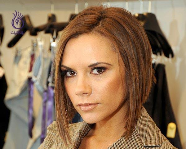 9 مدل مو را پیشنهاد می کنیم - باب نامتقارن - برنافیت دکتر کرمانی