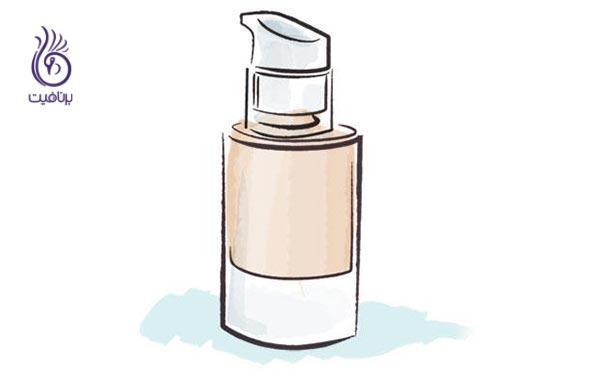 می خواهید آرایشتان با عرق کردن پاک نشود؟ - برنافیت دکتر کرمانی