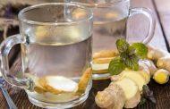 چربی شکم را با آب زنجبیل از بین ببرید