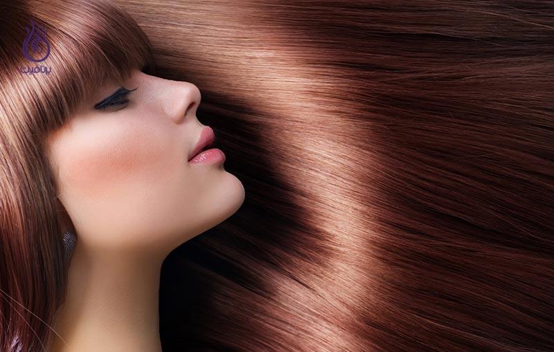 بایدها و نبایدهایی استفاده از رنگ مو - برنافیت