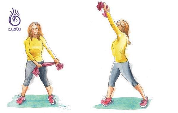 با 7 حرکت ورزشی وزن خود را کاهش دهید - برنافیت دکتر کرمانی