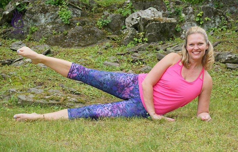 خوش فرم کردن پاها - ورزش - برنافیت