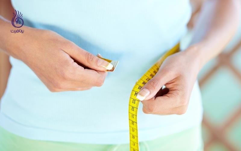 راز کاهش وزن 7 کیلویی خود را آشکار کردند - برنافیت