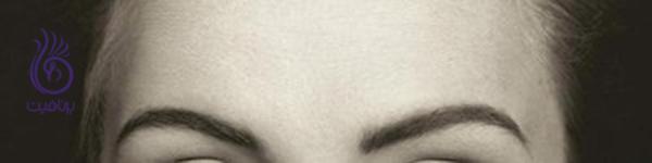 ترفند آرایشی - ابرو - برنافیت