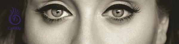 ترفند آرایشی - خط چشم - برنافیت