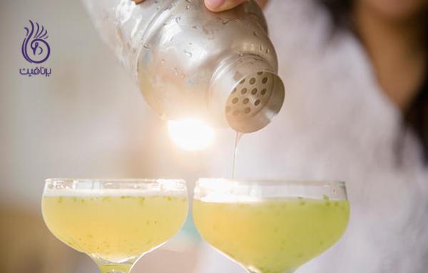 درمان جوش و چروک - نوشیدنی - برنافیت دکتر کرمانی