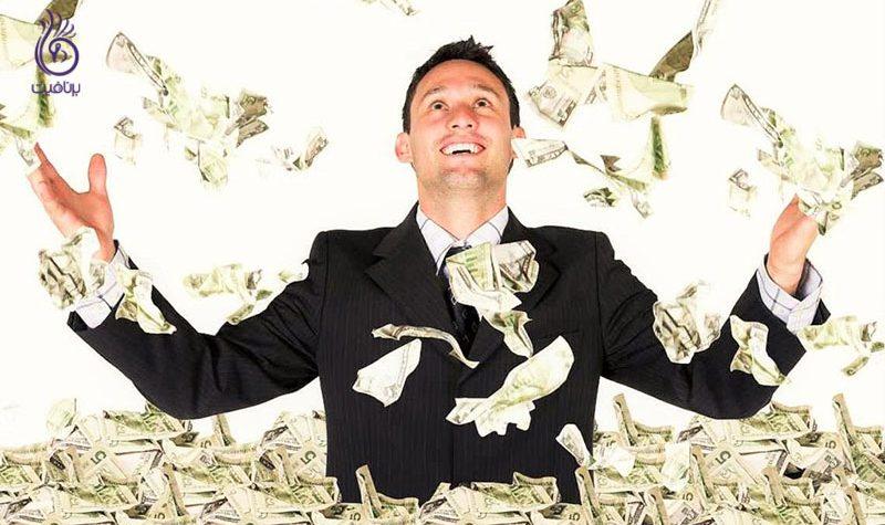 اگر می خواهید میلیونر شوید، بخوانید - برنافیت