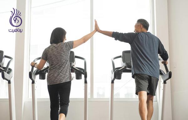 اگر وزن تان ثابت مانده است، بخوانید - برنافیت