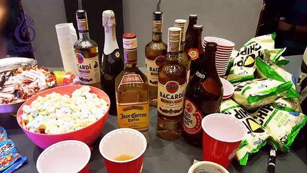 الکل مانعی در مسیر کاهش وزن - برنافیت