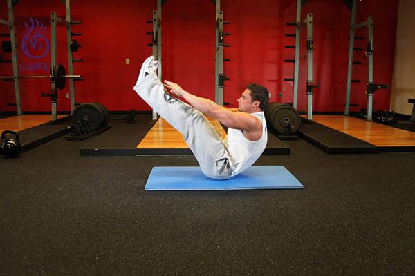 حرکات ورزشی - برنافیت