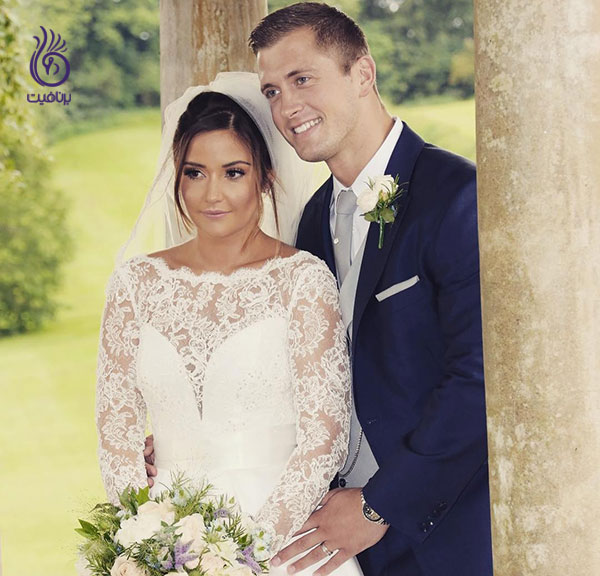لباس عروس - ژاکلین جوسا - برنافیت