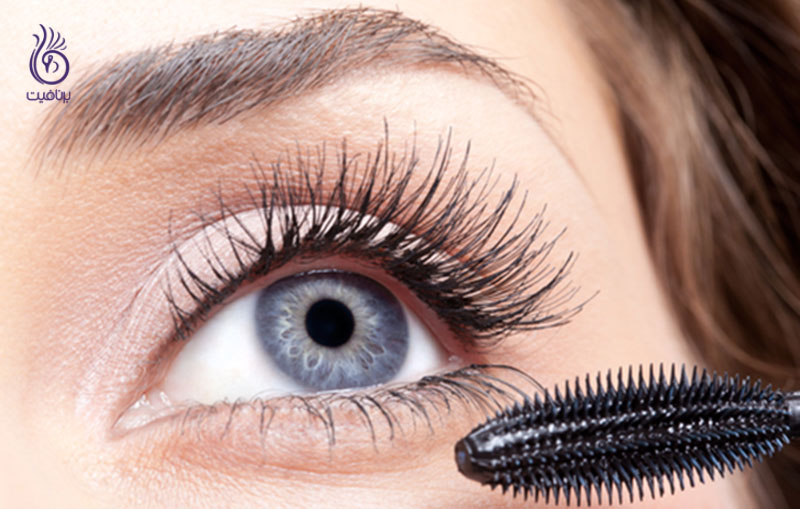 رشد مژه ها - آرایش چشم - برنافیت