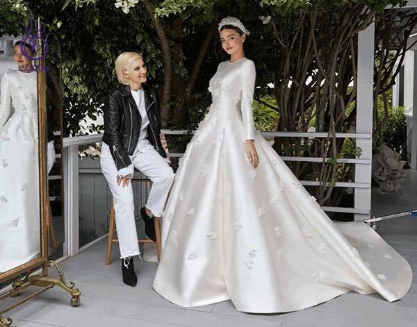 لباس عروس - میراندا کر - برنافیت