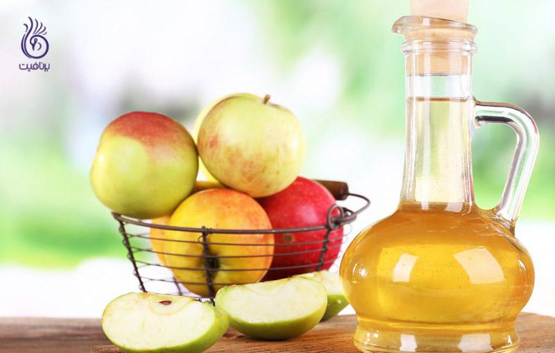 معجزه لاغری با سرکه سیب - برنافیت