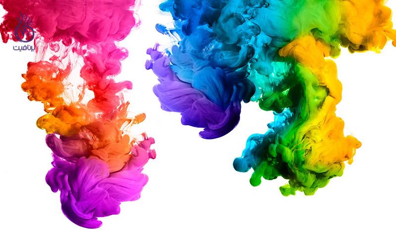 روانشناسی رنگ ها - رنگ - برنافیت