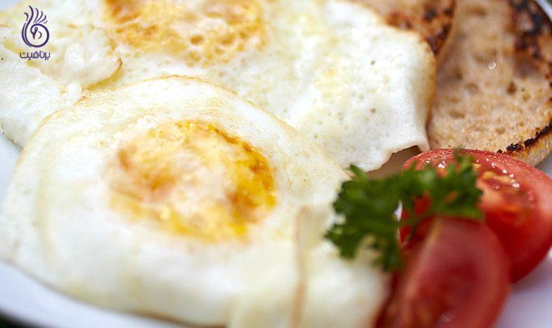 با غذاهای پر کالری وزن خود را کم کنید! - برنافیت