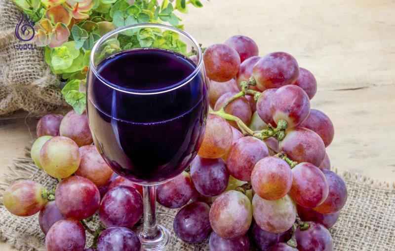 با آب انگور پوست خود را شاداب کنید - برنافیت