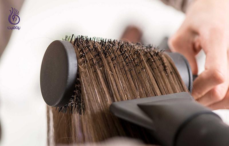 این عادت های غلط به مو آسیب می رسانند - برنافیت